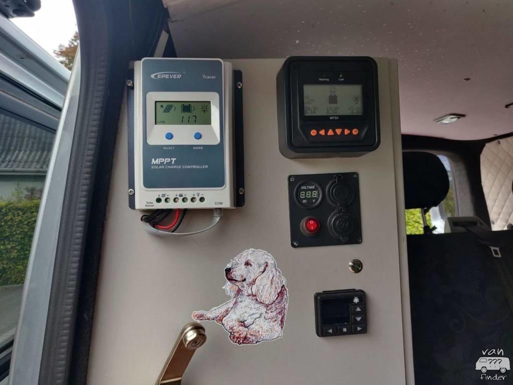 Elektrik in Michaels VW T6